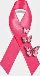 Octubre es ROSADO dile NO al cáncer de mama