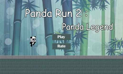 Panda Run 2 : Panda Legend Android Apk resimi 2