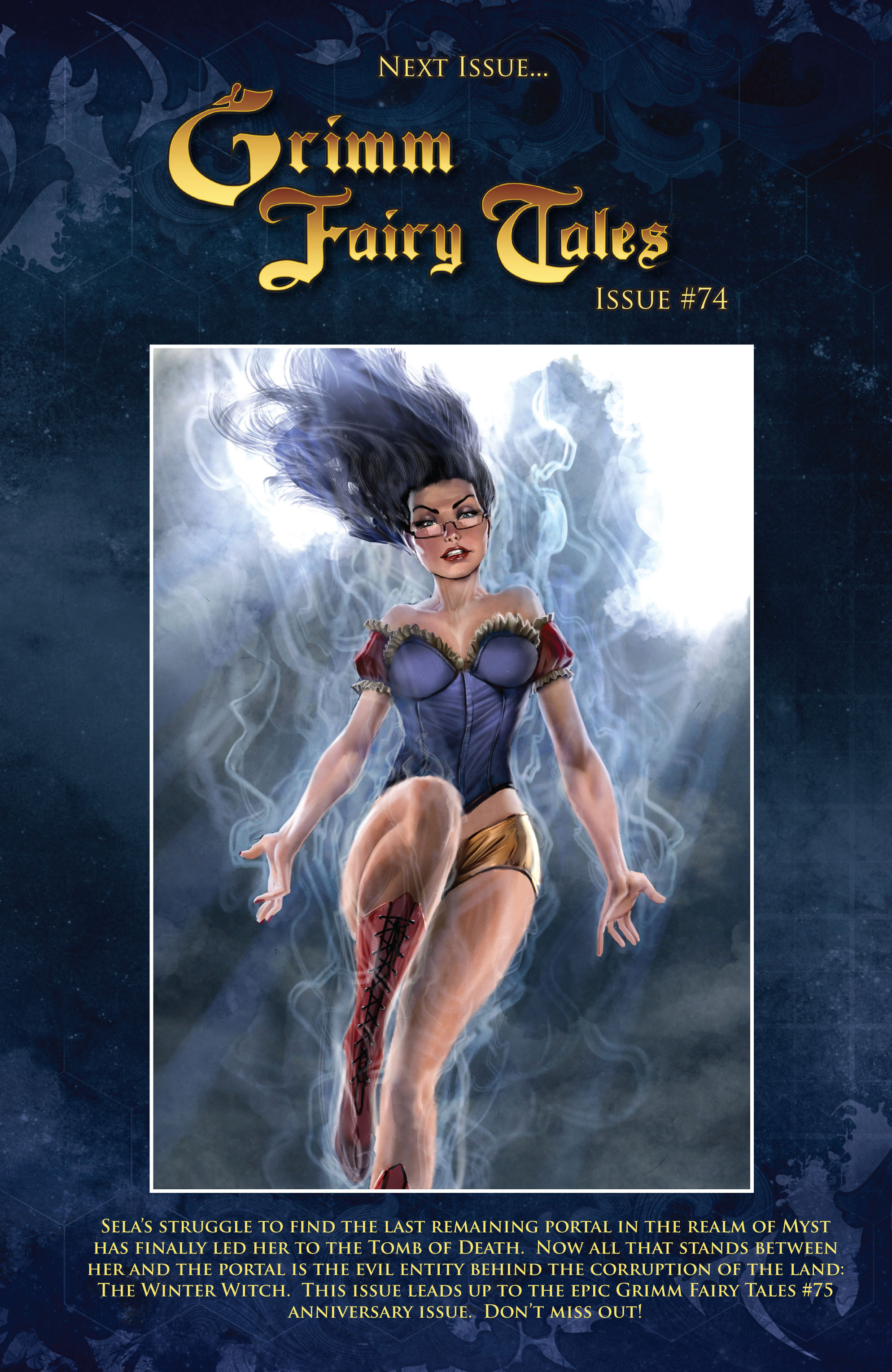 Grimm Fairy Tales (2005) Issue #73 #76 - English 25