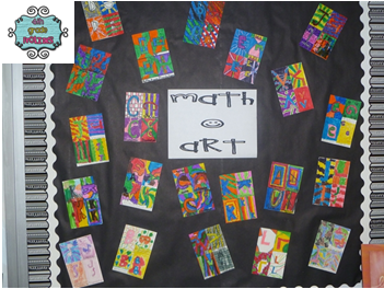 Rotations, Reflections, and Translations - Math Art!! - 4th Grade ...