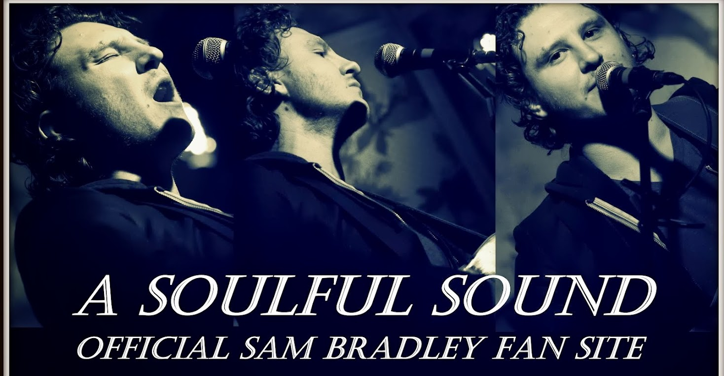 Sam Bradley Music - A Soulful Sound