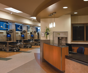 What Amenities Do Hospital Waiting Room Have
