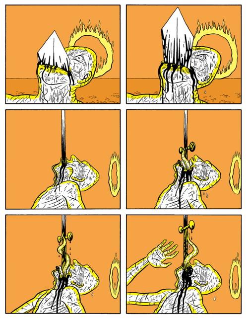 Трапы комиксы