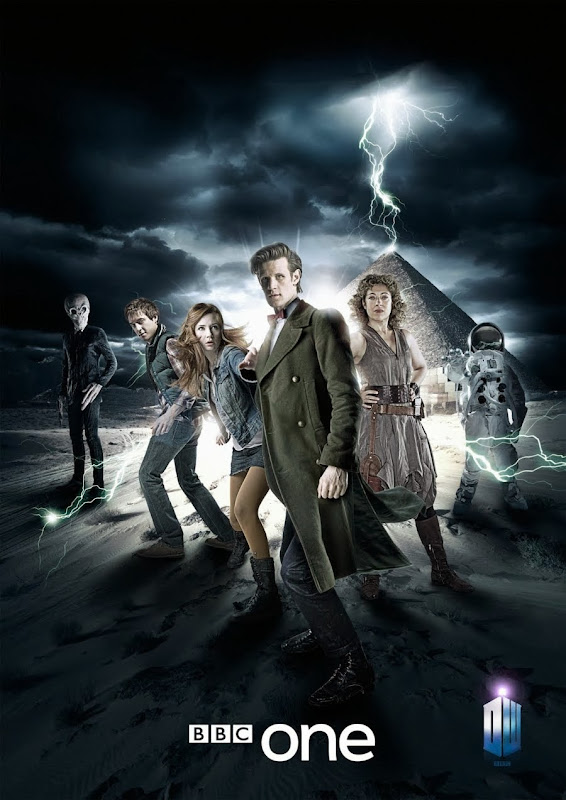 Doctor Who Season 6 Part 2 poster