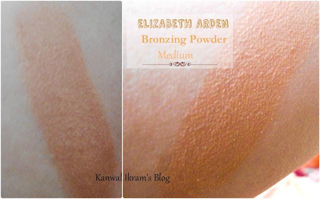 Elizabeth Arden Mineral Bronzing Powder In Medium Swatch