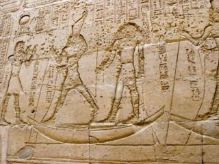 Discover the extraordinary boat of Ancient Egypt