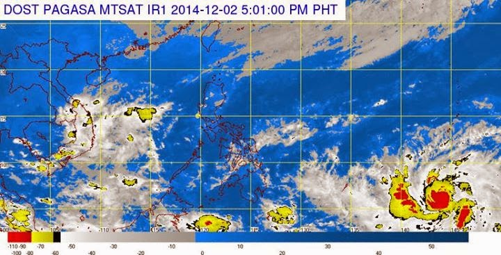 Hagupit 'Bagyong Ruby' is not a Yolanda-level Typhoon