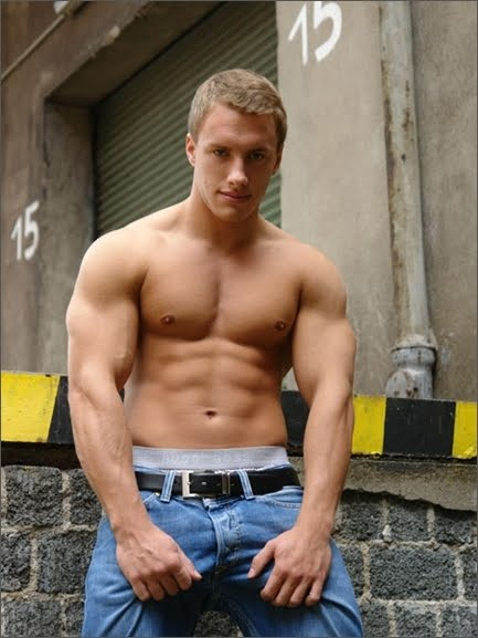 Picture About Male Model  of German Bodybuilder Marcus