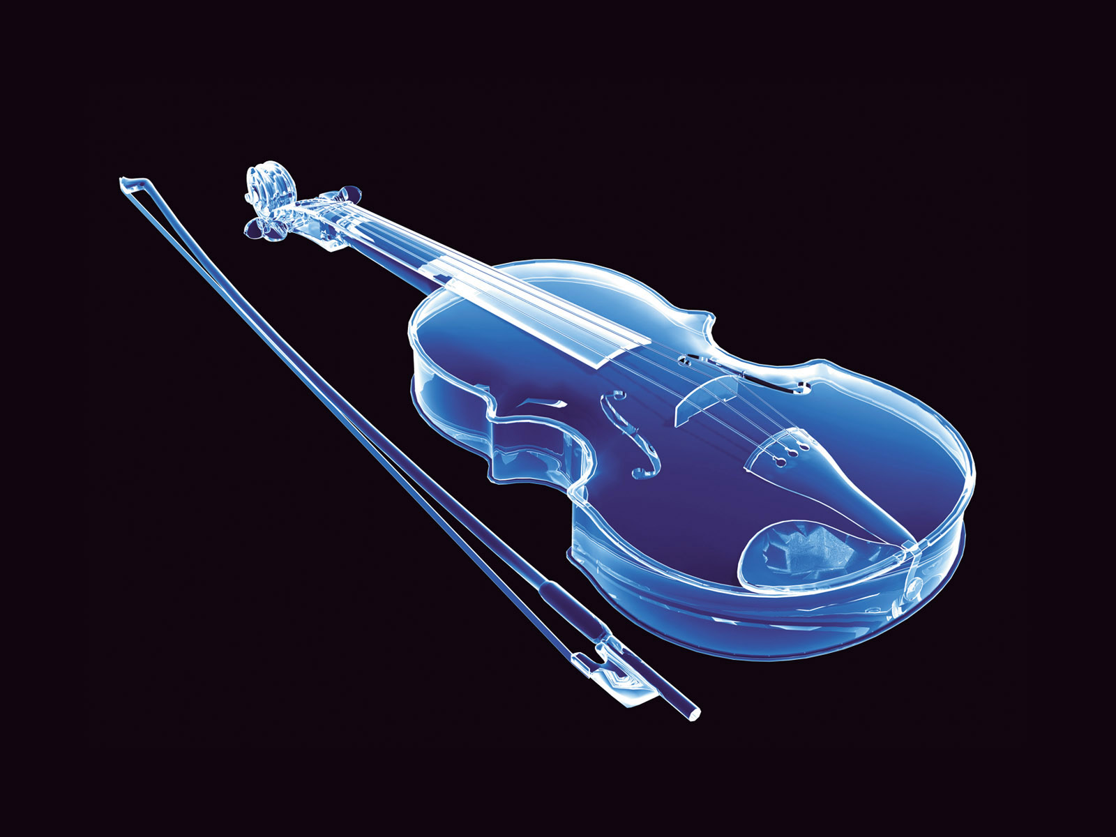 cool 3d wallpaper violin - photo #1