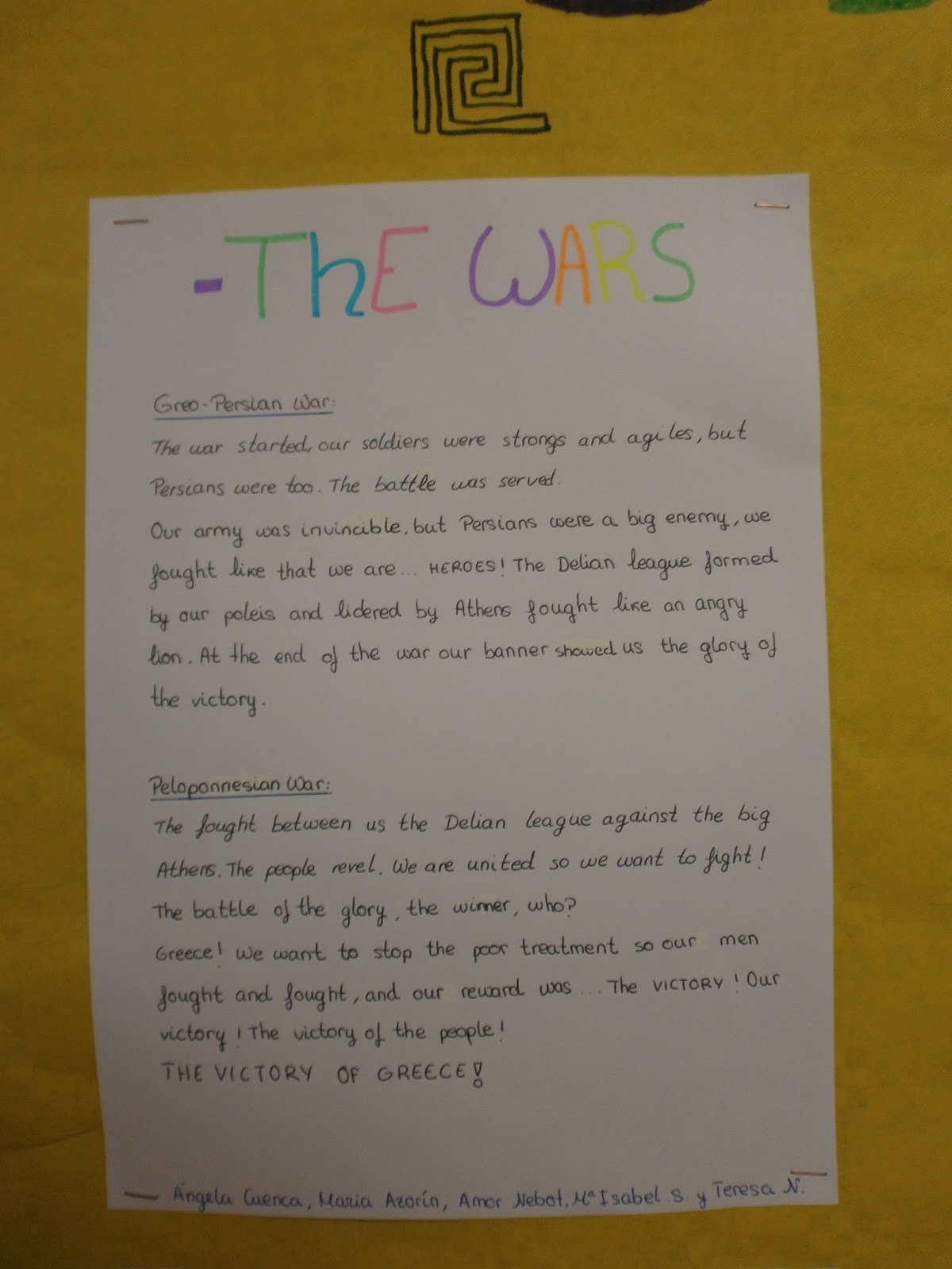 newspaper project Short story newspaper project for this project, you will put together a newspaper  that covers the stories you read in this unit articles for your newspaper you.