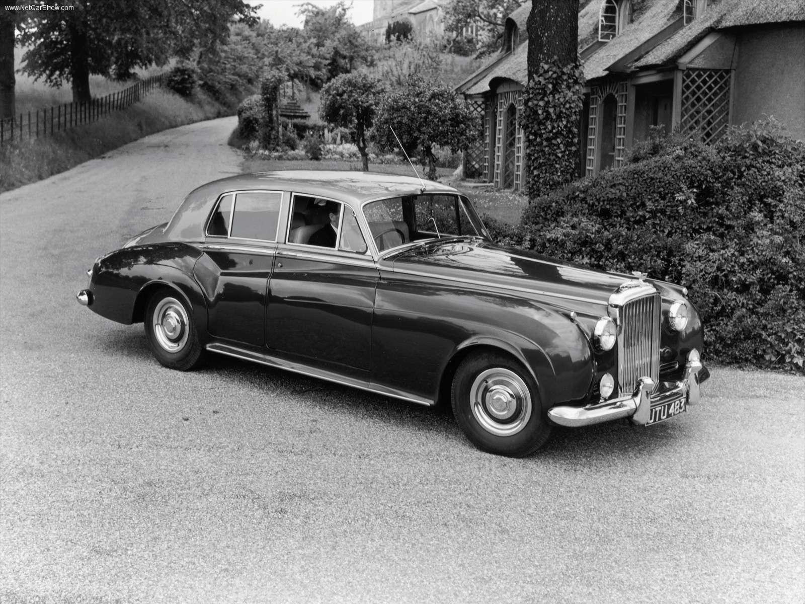 Hình ảnh xe ô tô Bentley S1 1955 & nội ngoại thất