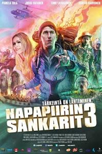 Lapland Odyssey 3 Poster