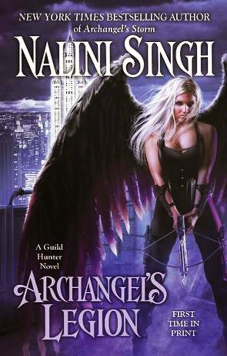 Archangel's Legion de Nalini Singh