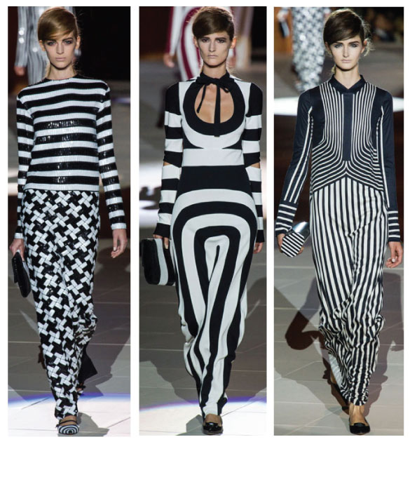 marc jacobs ss13 mod fashion black and white collection
