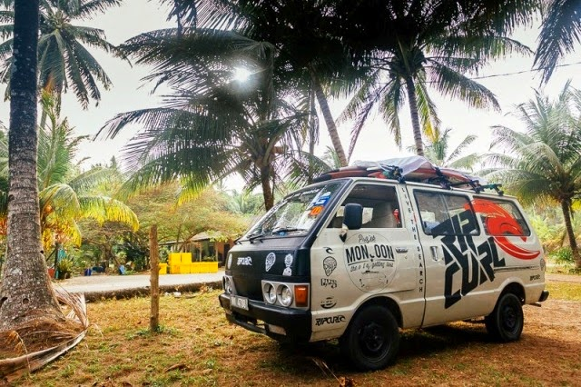 Rip Curl Projek Monsoon The Art of Getting Lost, Rip Curl, Projek Monsoon, Live Life with Passion, Surfing for a living, nissan vanette datsun, monsoon, peninsula malaysia, east coast, lifetime experience, travel, travel in van, live up the curls