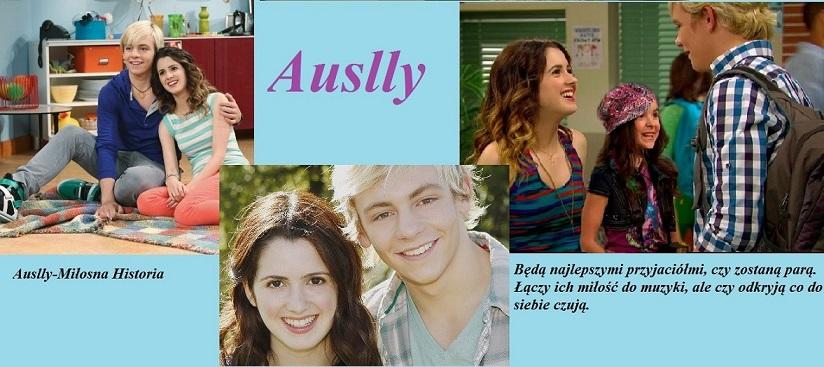 Austin i Ally-Miłosna Historia