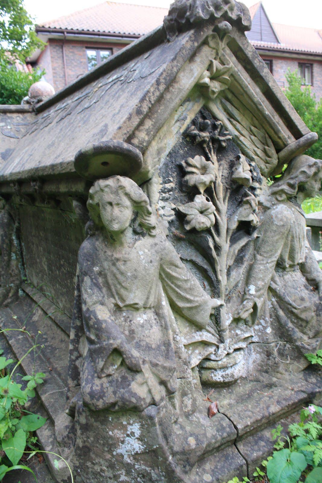 Cemetery in Bristol
