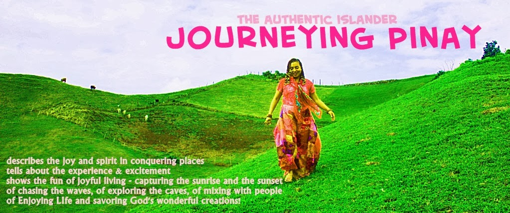 Journeying Pinay