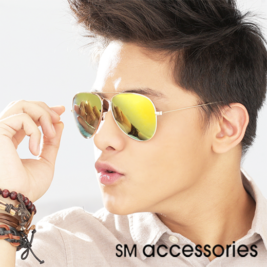 daniel padilla goes wild, sm accessories 2015