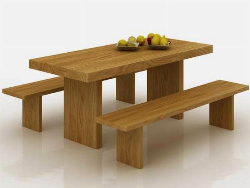 Hardwood Dining Tables
