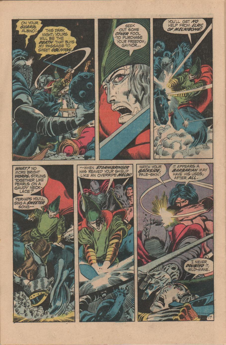 Conan the Barbarian (1970) Issue #14 #26 - English 18