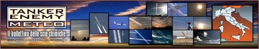 Tanker Enemy Meteo - Chemtrails forecast meteo