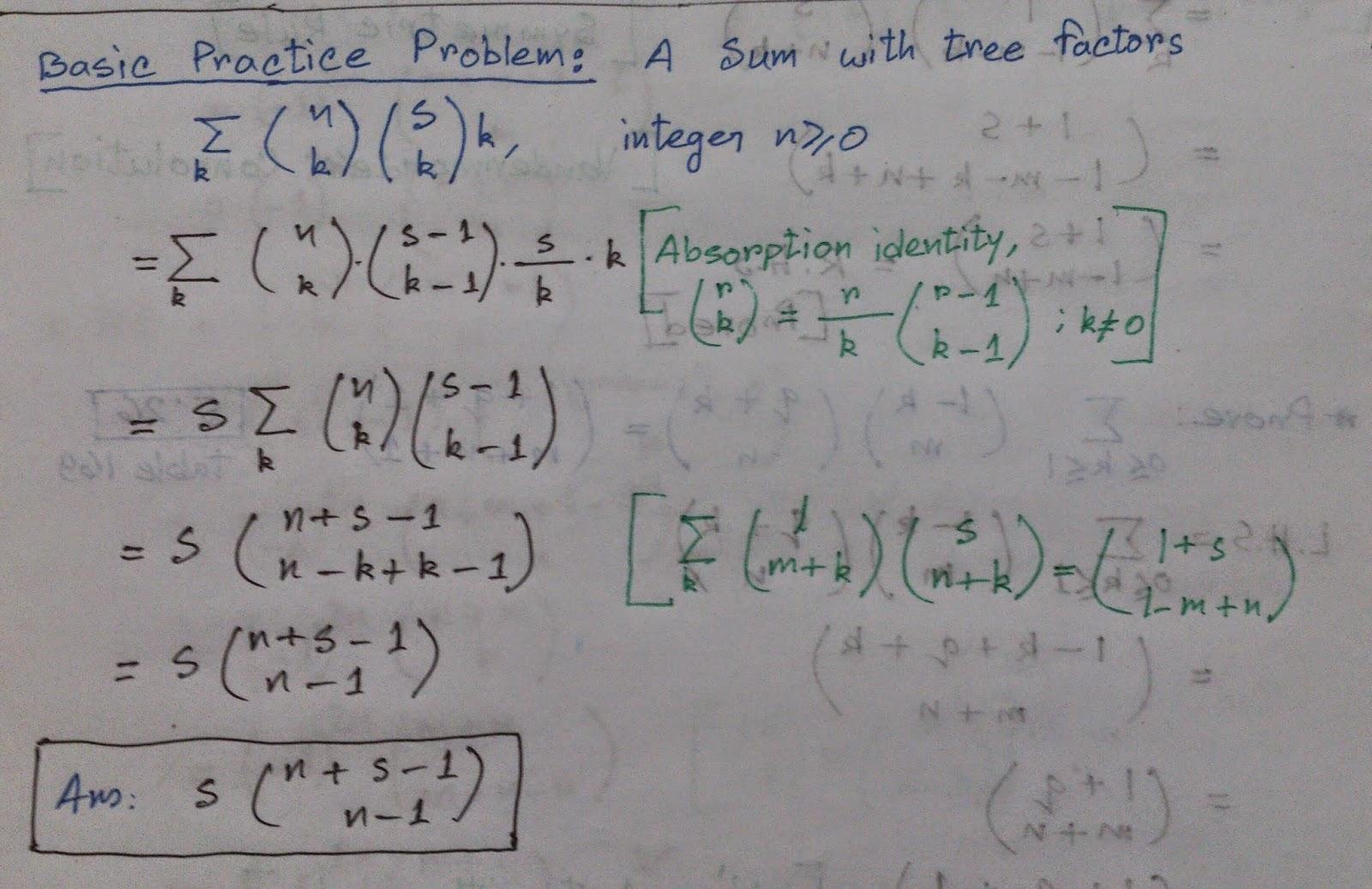 Memoir: Concrete Mathematics E...