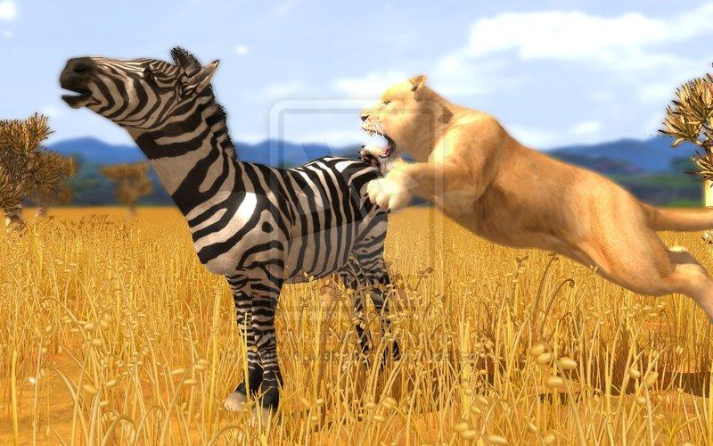 Encyclopedia Lion Hunting