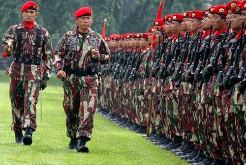 Komando Pasukan Khusus (Kopassus) Indonesia