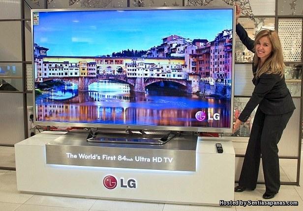Ultra High Definition TV