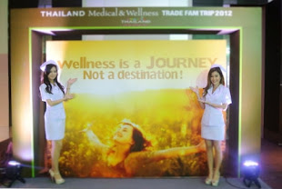 THAILAND MEDICAL WELLNESS HEALTH BEAUTY SPA TOURISM GLOBAL DESTINATION