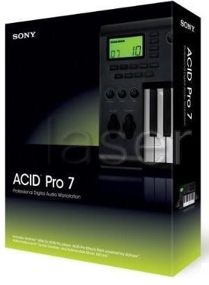 Sony ACIDpro 7.0 build 502+Keygen