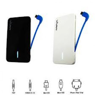 Power Bank Vivan M04 3500mAh