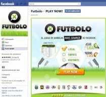 Futbolo juego de futbol en Facebook futbolo prode quiniela de futbol