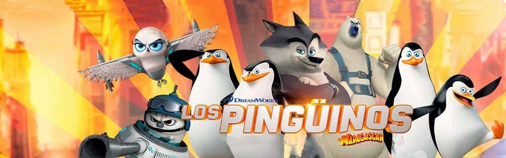 Los Pinguinos de Madagascar (2014) (2014)