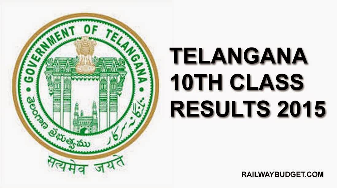 Telangan 10th Class Results