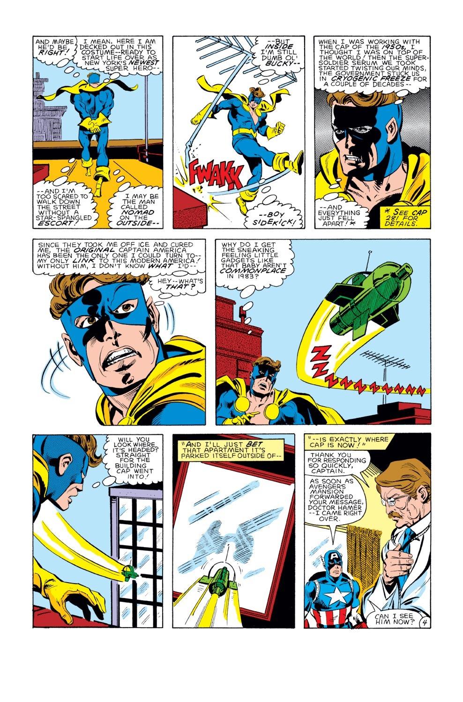 Captain America (1968) Issue #285 #201 - English 5