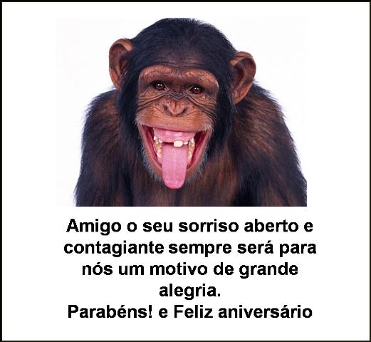 Muito MENSAGEM DE AMOR EVANGELICA: Mensagem de Feliz Aniversário engraçado YS92