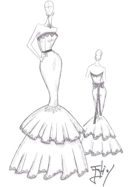 diseo de moda princesasdisneydel