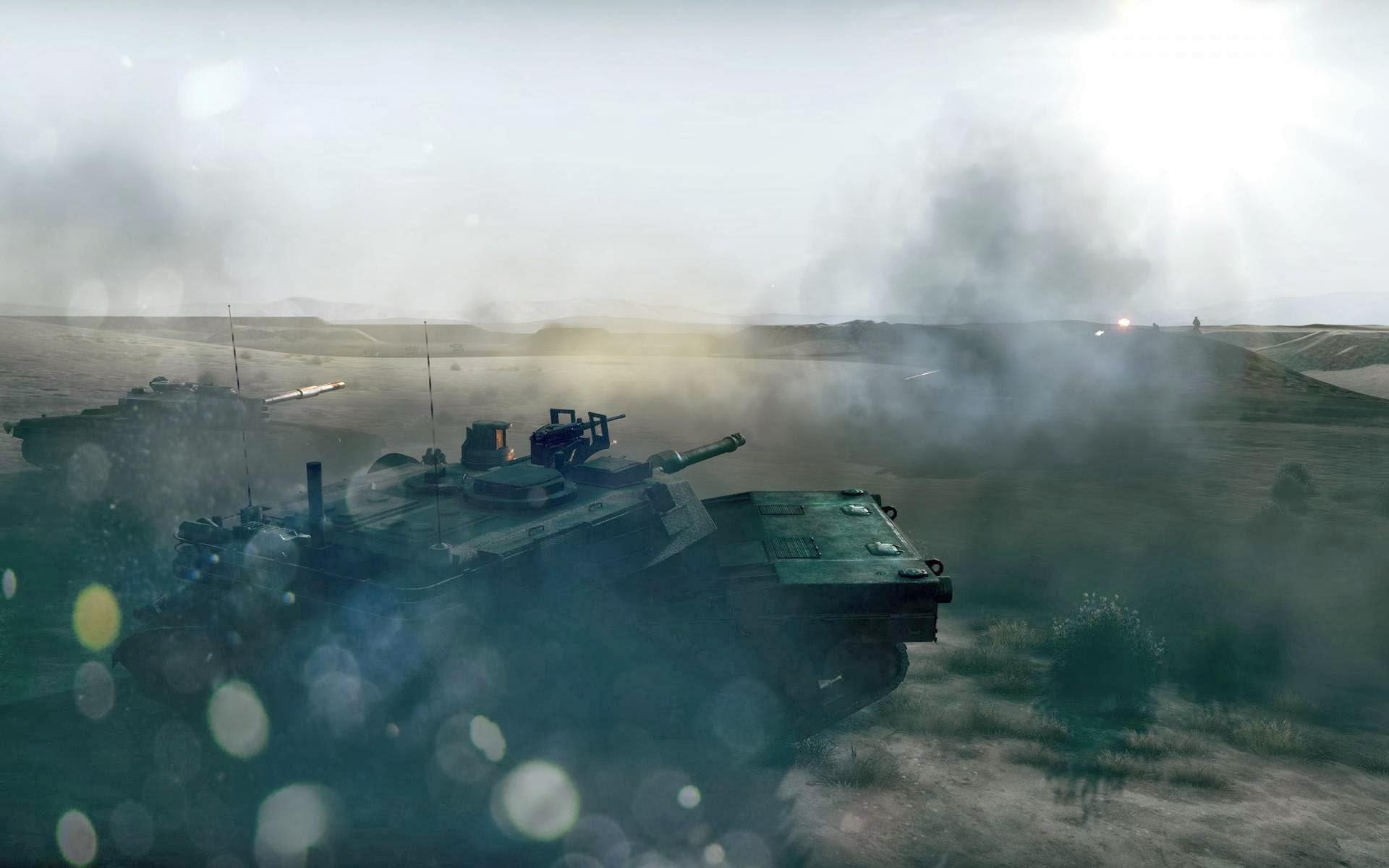 Battlefield 3 tank battle full hd desktop wallpapers 1080p - Battlefield 3 hd wallpaper 1080p ...