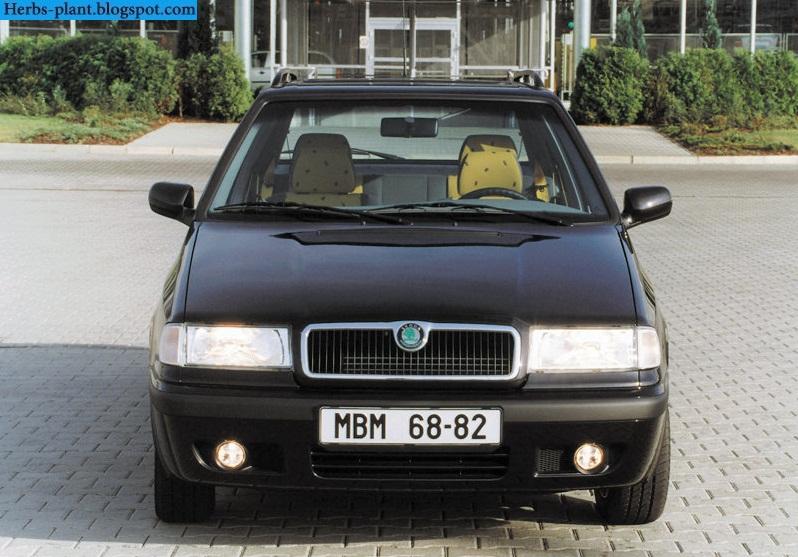 Skoda felicia car 2000 front view - صور سيارة سكودا فليشيا 2000 من الخارج