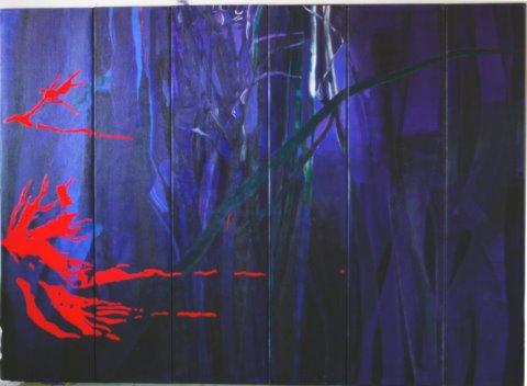 """""""El bosque mágico """" de Begoña Ramos"""