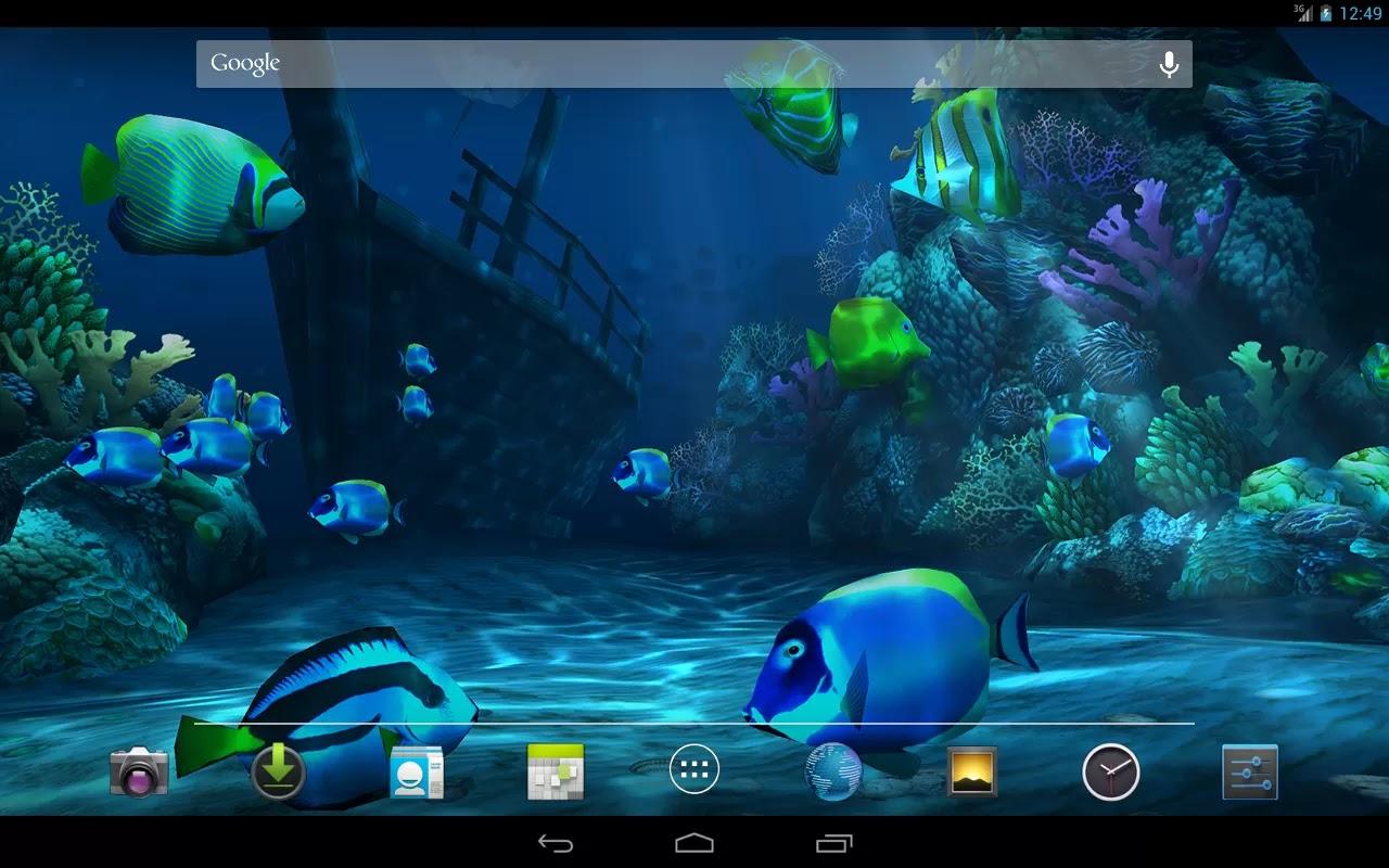 ocean hd v1 6 1 live wallpaper apk