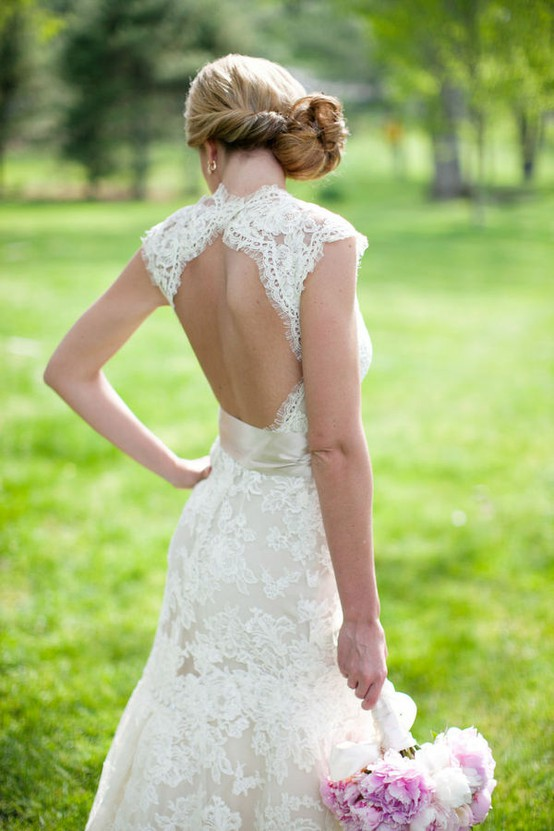 bridal wedding dresses open back wedding dresses