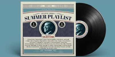 POTUS Launches Inaugural White House Music Festival: South By South Lawn