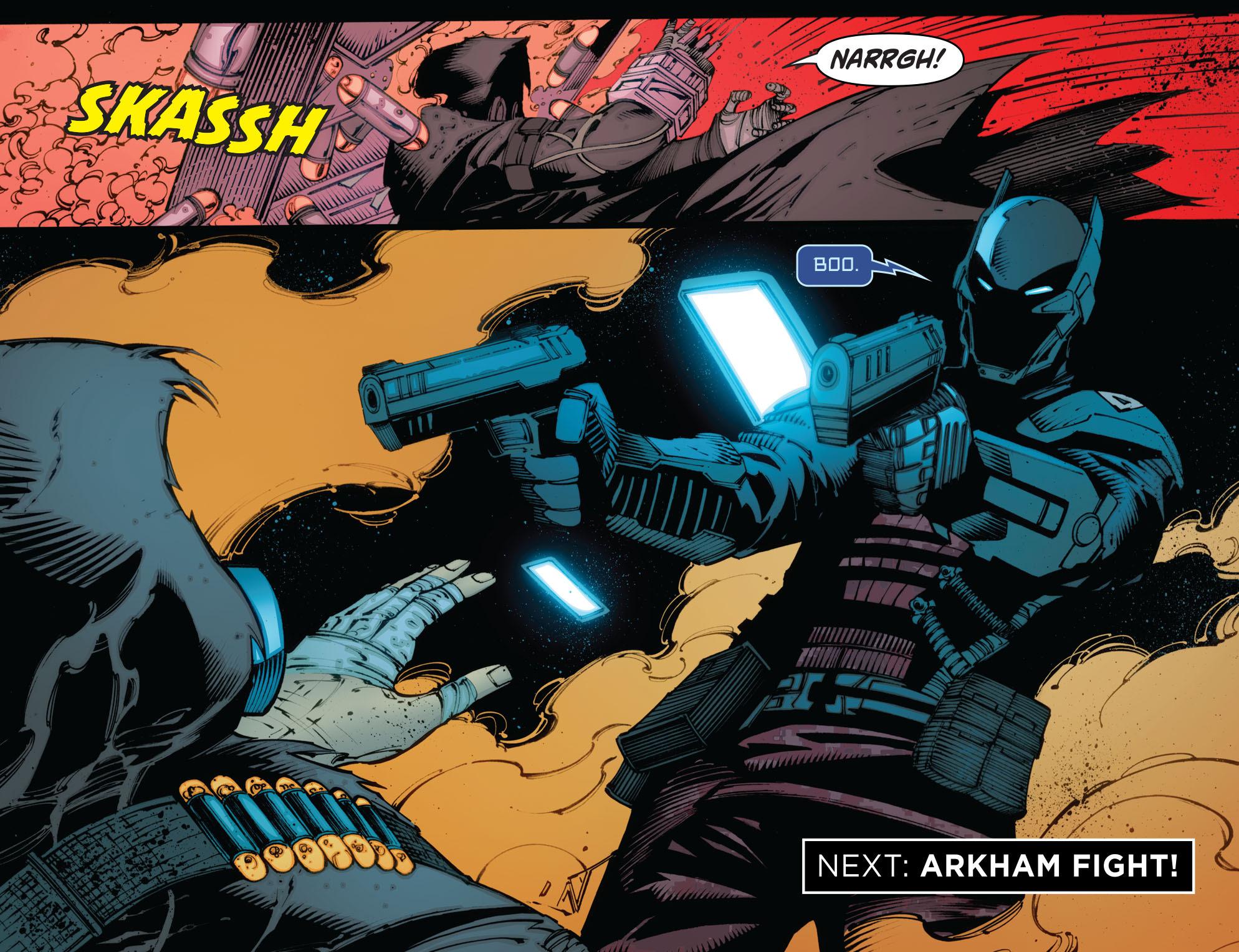 Batman: Arkham Knight [I] Issue #33 #35 - English 22