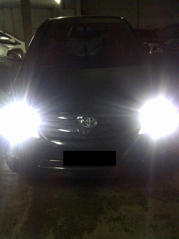 Lampu HID Xenon Mobil RICHTER 6000k