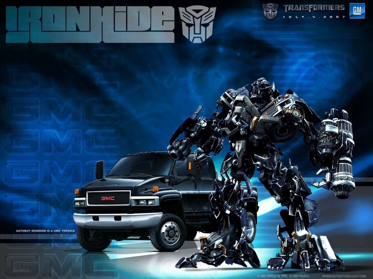 transformers HD wallpaper 06