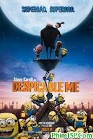 Kẻ Cắp Mặt Trăng - Despicable Me