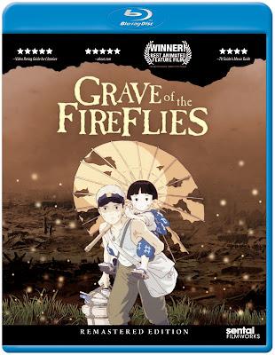 Grave of the Fireflies (La Tumba de las Luciérnagas)(1988) m720p BRRip 2.3GB mkv Trial Audio AC3